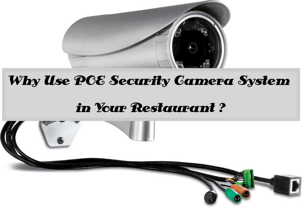 PoE Security Camera System