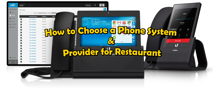How To Choose A Phone System And Provider For Your