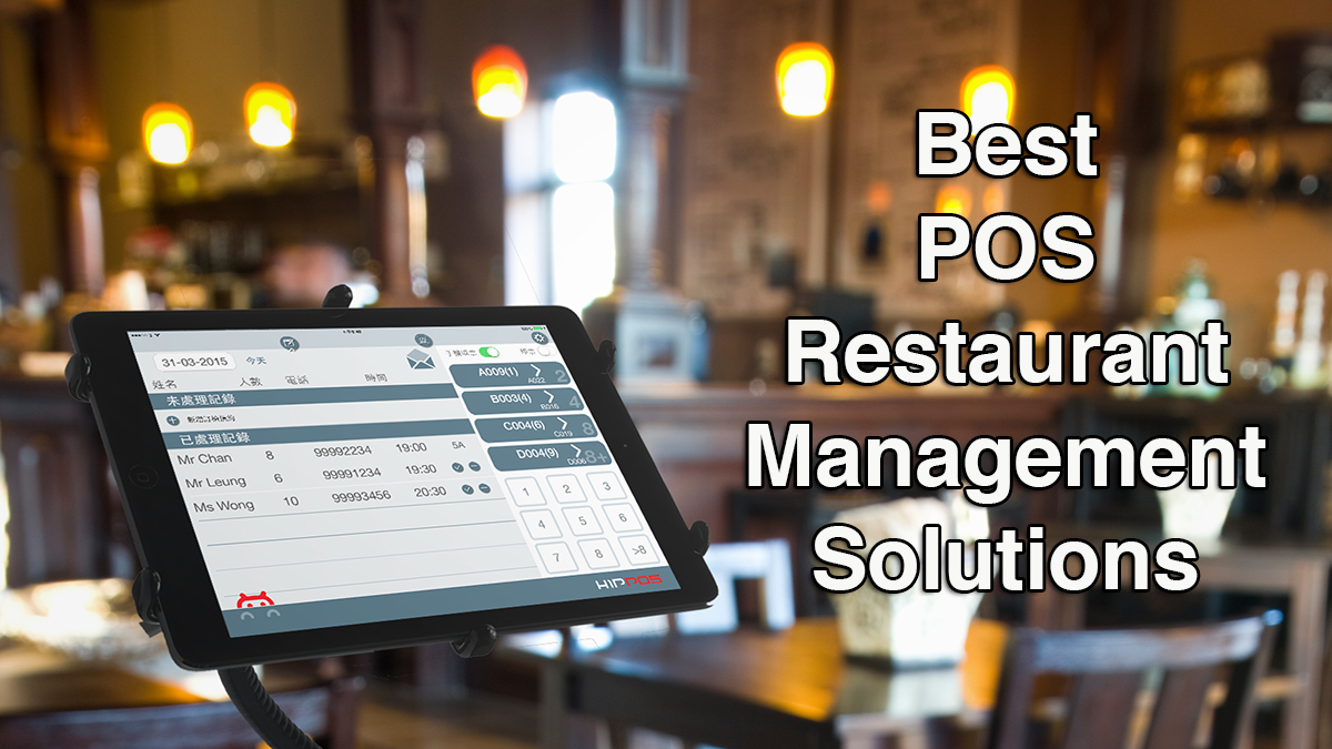 Restaurant Pos system boston